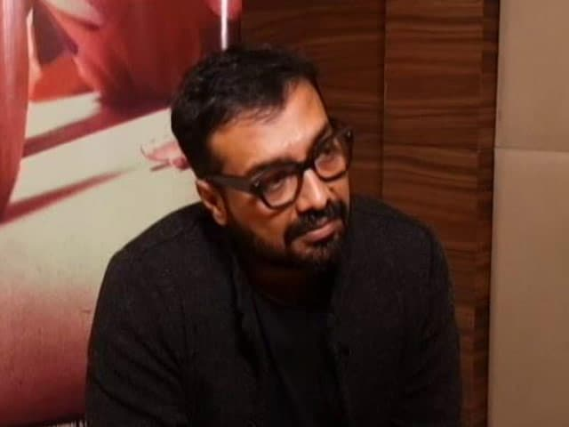 Video : 'Draft' History Like Constitution: Anurag Kashyap's Dig On Padmavat Row