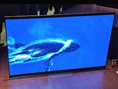 Sony Bravia A8F 4K HDR TV First Look: Android TV With Google Assistant And Alexa