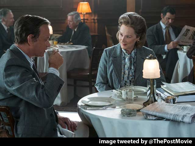Video : First Impression Of Tom Hanks & Meryl Streep Starrer <i>The Post</i>