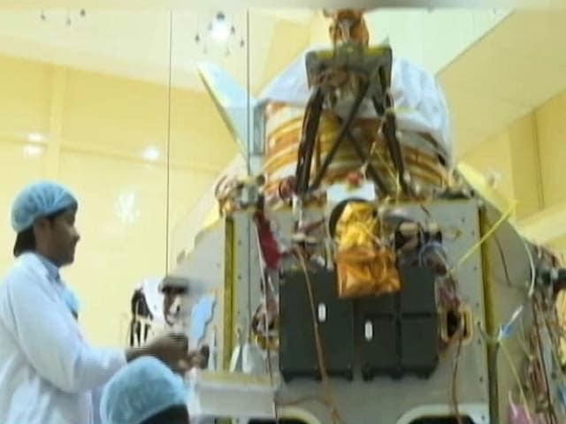 Videos : चार महीने बाद उड़ान को तैयार PSLV, 31 सैटलाइट जाएंगे अंतरिक्ष में