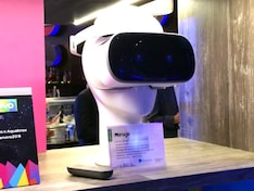 Lenovo Mirage Solo Standalone Daydream VR Headset First Look