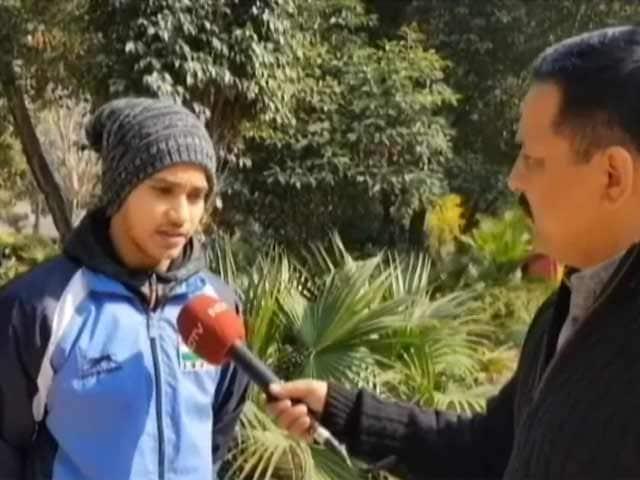 Videos : वापसी को तैयार जिमनास्ट आशीष ने कहा, 'बढ़ेंगे मेडल'