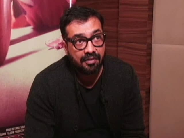 Draft History Like The Constitution: Anurag Kashyap On Padmaavat Row
