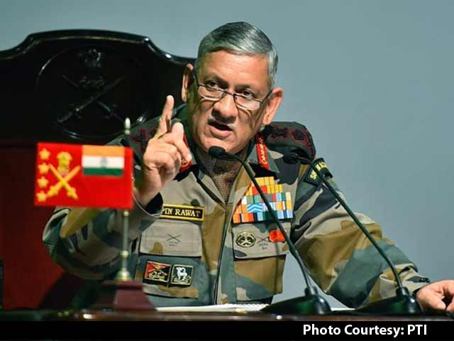 Video : Doklam Effect: Focus To Shift To China Border, Says General Bipin Rawat