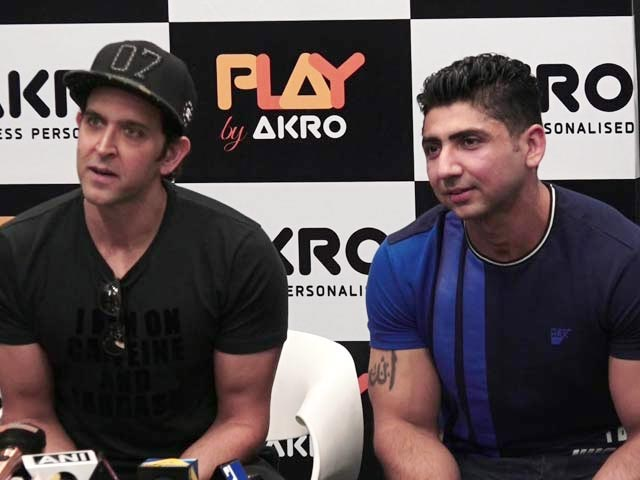 Train Like Hrithik Roshan: Fitness & Workout Secrets