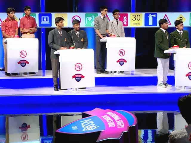 Video : National Safety Science Quiz 2017: Semi-Final Round One