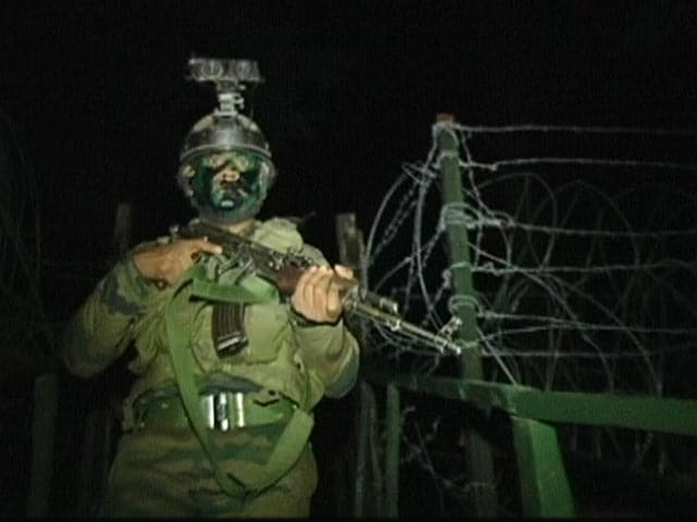 Video : Defending The Line Of Control: NDTV Exclusive From Tangdhar