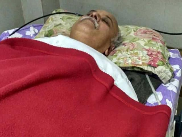 Video : Pravin Togadia, Who Went 'Missing', Found Unconscious In Park