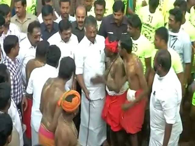 Video : Cars, Air Tickets As Jallikattu Prize As Tamil Nadu Leaders Compete For Credit