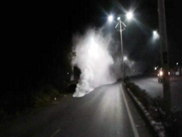 Videos : Top News@ 8.30AM :  गोवा में अमोनिया गैस से भरा टैंकर पलटा