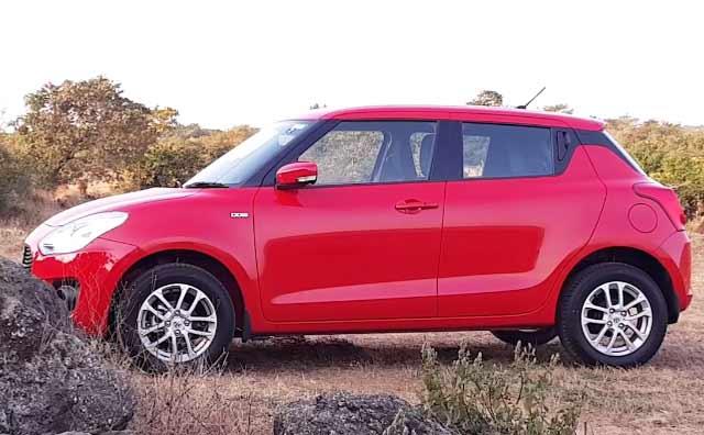 Video : New-gen Maruti Suzuki Swift - First Look