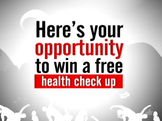 Video : Participate In Health Matters Contest And Win A Free Health Check-Up