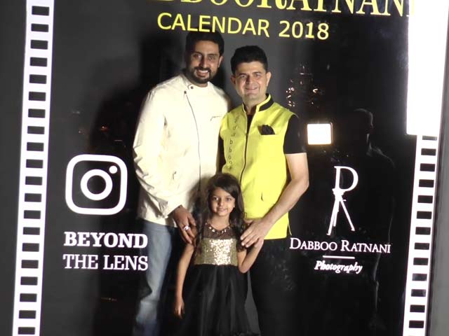 Abhishek Bachchan On Why Big B Couldn't Make It For Dabboo's Calendar Launch