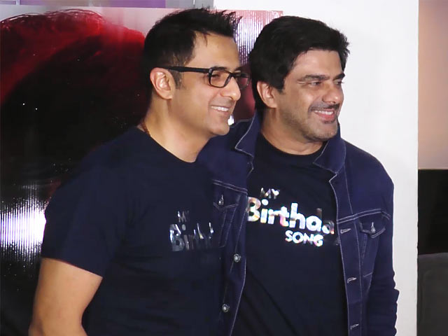 Sanjay Suri & Samir Soni On My Birthday Song