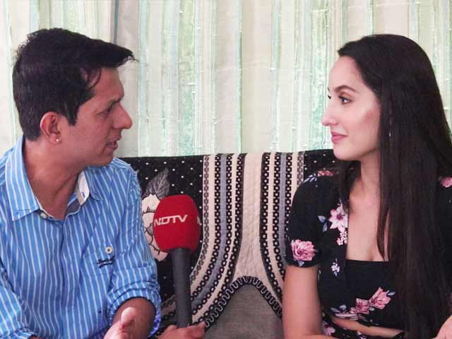 I Am Not A Stereotypical Foreign Import: Nora Fatehi