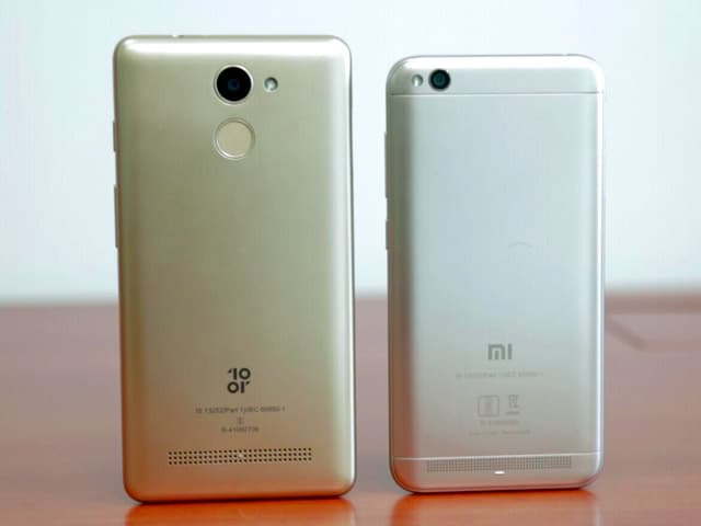 Video : Xiaomi Redmi 5A vs 10.or D: Which One Should You Buy?