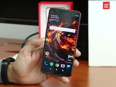 OnePlus 5T Lava Red Edition Unboxing and First Look