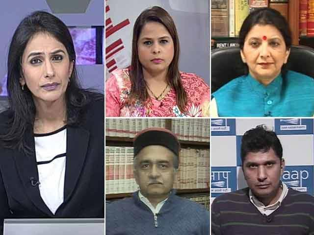 Video : 20 AAP MLAs Face Disqualification: Mid-Term Elections In Delhi?