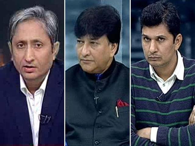 Videos : प्राइम टाइम : 'लाभ के पद' पर फंसी AAP
