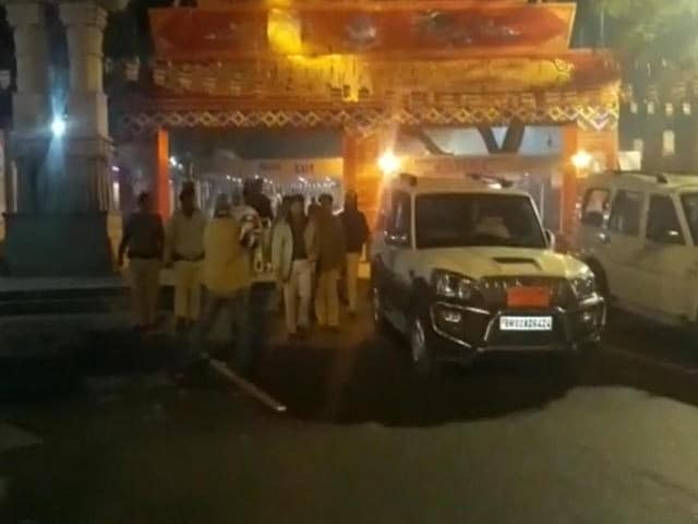 Video : 2 Bombs Found In Bodh Gaya, Target Of 2013 Serial Bombing