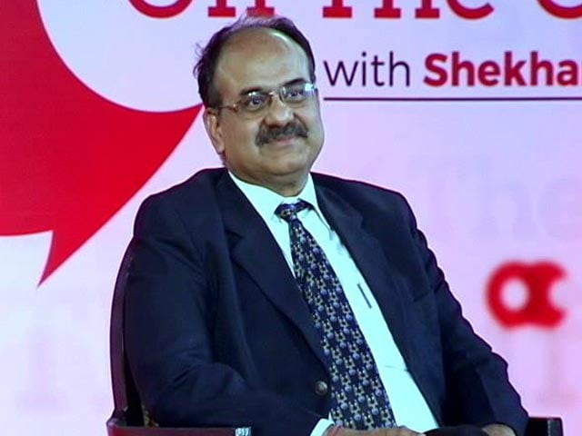 Video : Off The Cuff With UIDAI CEO Ajay Bhushan Pandey