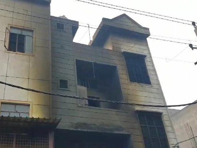 Videos : बवाना फैक्ट्री आग : भयावाह था वह मंजर, तीनों फ्लोर में लगी थी आग