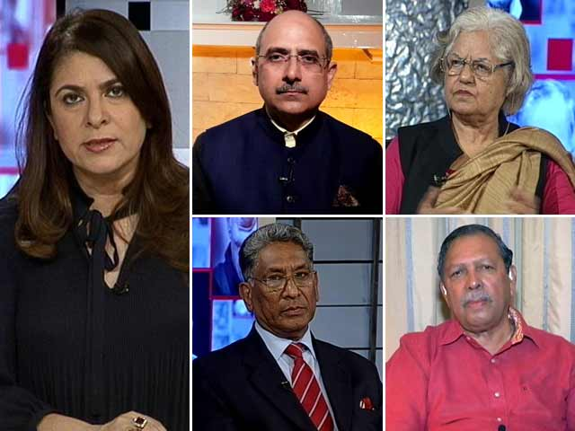 Video : The NDTV Dialogues: Judges Vs Judges