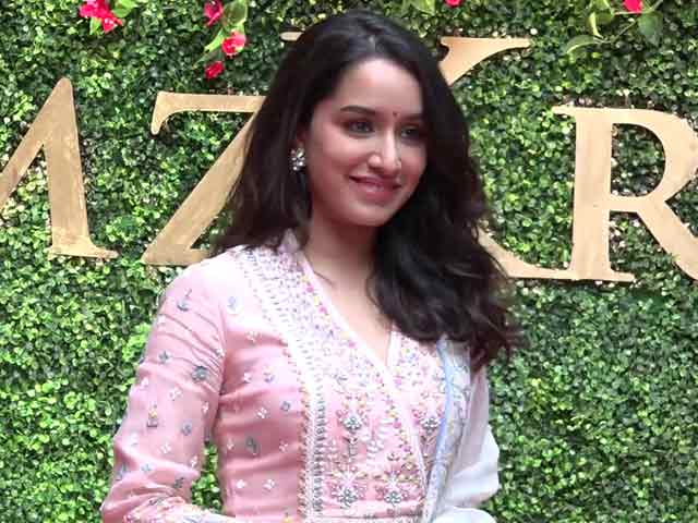 Shraddha Kapoor On Working With Prabhas in Saaho & Her Next Film Stree