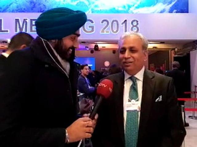 Video: India's Time Has Come, Says CP Gurnani At Davos