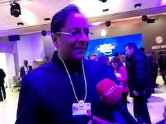 Video: Expect The PM To Market India At Davos, Says Ajay Singh