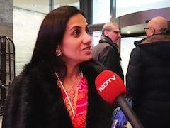 Video: Chanda Kochhar On PM Modi's Meeting With CEOs In Davos