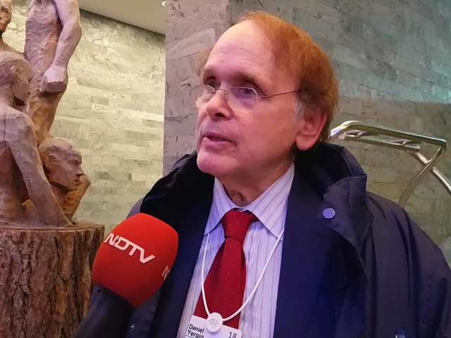 Video: Enthusiasm About India Among CEOs: Daniel Yergin