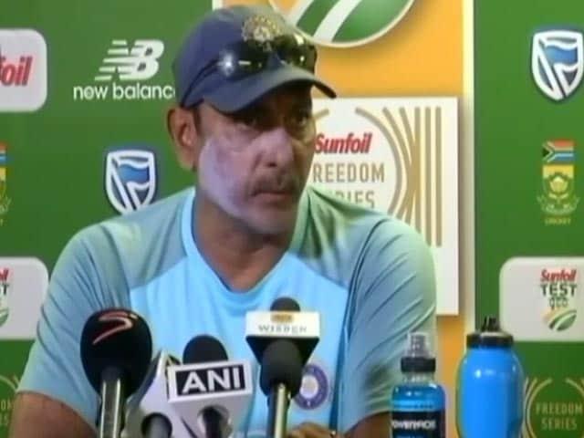 Videos : रोहित होते हैं तो रहाणे के बारे में पूछा जाता है और जब रहाणे होते हैं तो रोहित के बारे में : रवि शास्त्री