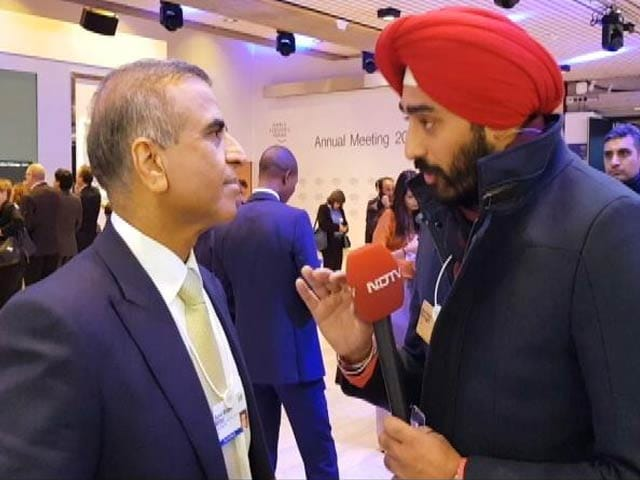 Video : Absence Of Global Leadership, PM Modi To Fill That Vacuum: Sunil Mittal