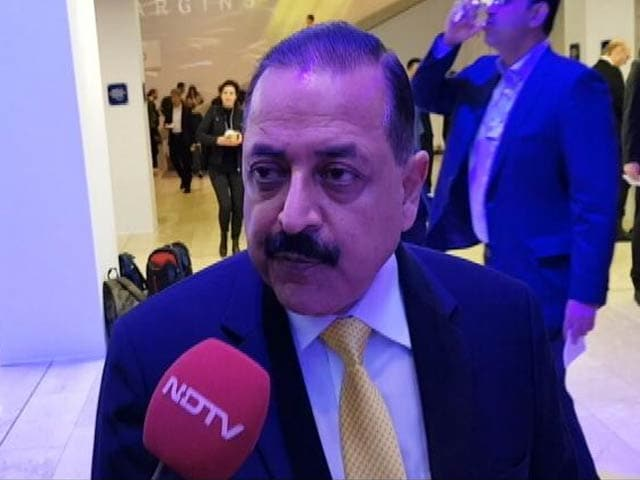 Video: Ease Of Business And Ease Of Living Linked To Each Other: Jitendra Singh
