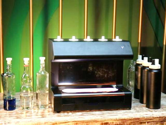 Video : A Cocktail Maker Worth More Than A Lakh