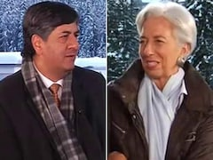 Video: Indian Economy Doing Exceptionally Well, Says IMF Chief To NDTV