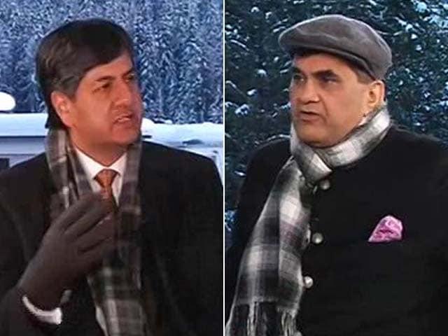 "Video : PM Modi's Speech Was ""Spectacular,"" Says Amitabh Kant"