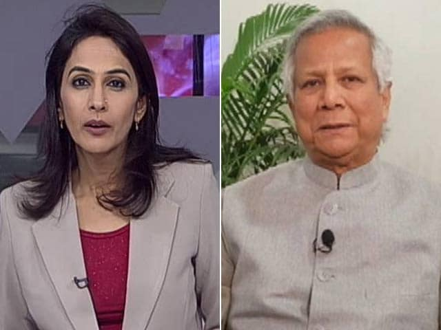 Video : Concerned About Wealth Concentration, Says Muhammad Yunus