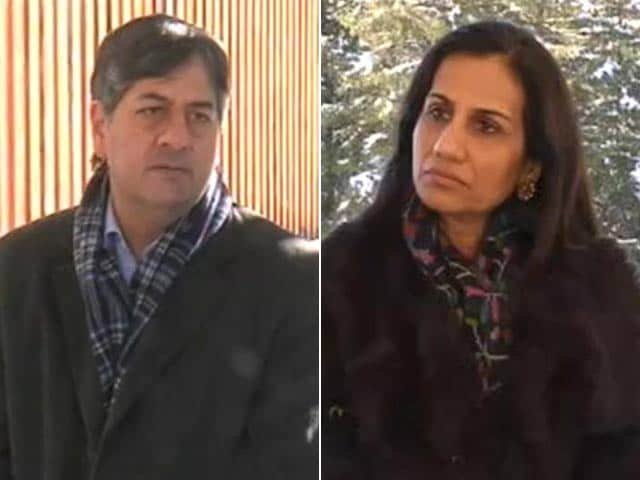Video : Money Flowed Into Financial Services Post Notes Ban, Says Chanda Kochhar