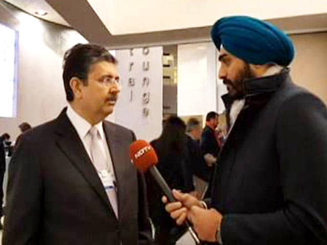 Video : Free Markets, Global Village Have Benefited India, Says Uday Kotak