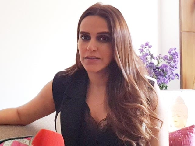 Neha Dhupia On Interviewing Celebs Who Are Her Friends