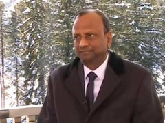 Video: Rs 80 Thousand Crore Is The First Dose, Says Rajnish Kumar At Davos