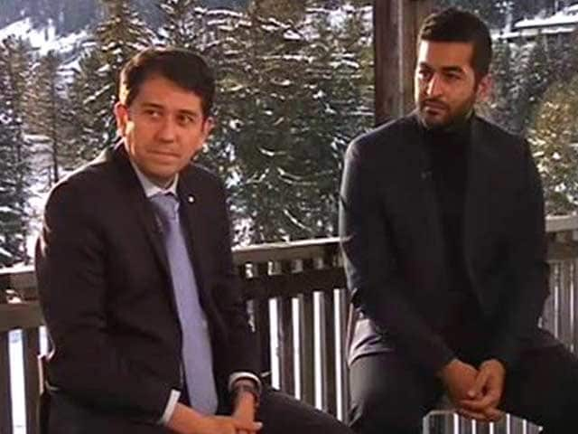 Video: The PM Modi Impact At Davos