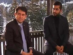 Video: The PM Modi Impact At Davos