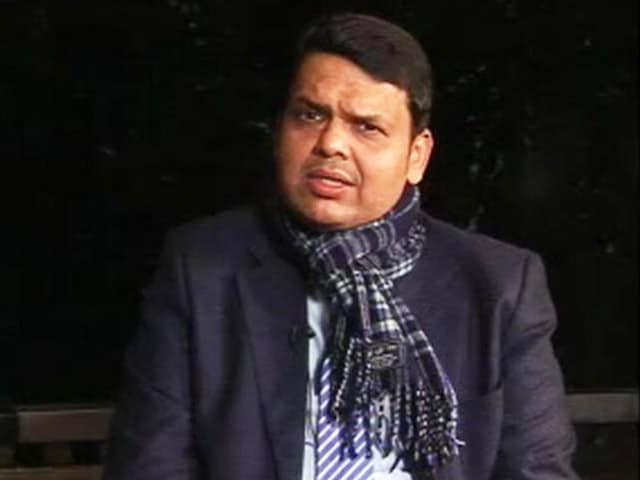 """Video : """"Some Blown Out Of Proportion"""": Devendra Fadnavis On """"Padmaavat"""" Violence"""