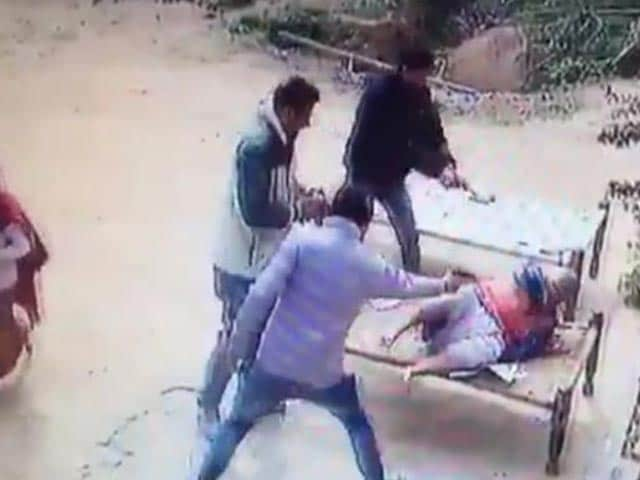 Video : On Video, Woman Shot 10 Times In Face, Chest In UP's Meerut. Son Killed Too