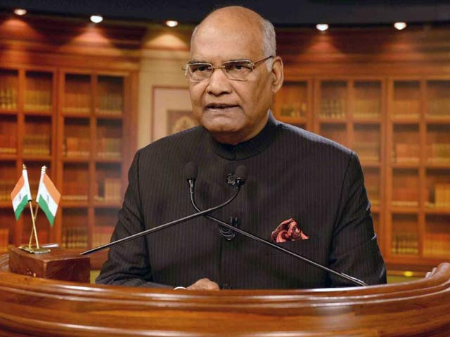 Video : Equality, Secularism Foundations Of India, Says President Kovind Ahead Of Republic Day