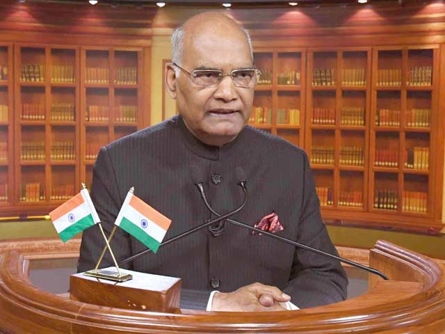Video : Children Must Be Our Obsessive Goal, Encourage Them To Think: President