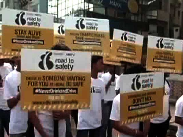 Video : Guwahati Takes Steps To Avert Road Accidents
